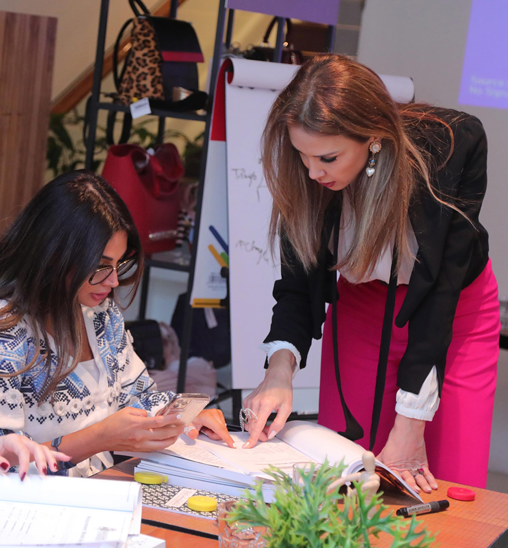 Rana Harake Personal Stylist Trainer for the Middle East