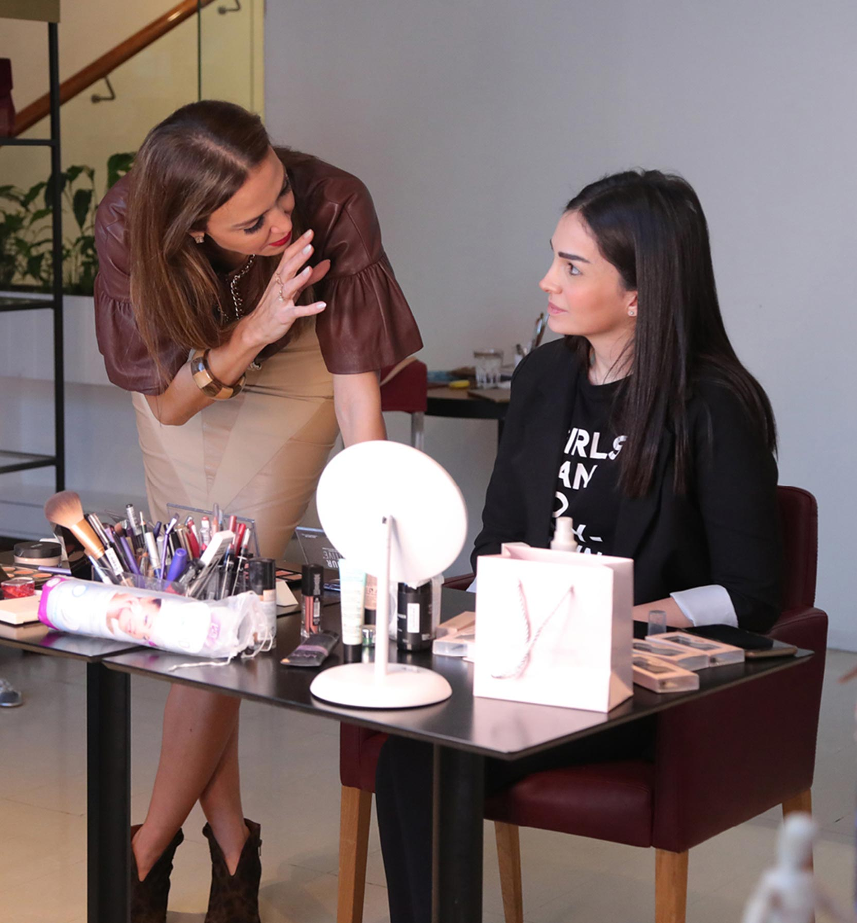 rana harake style and beauty trainer middle east